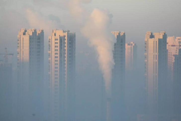 Air Pollution Claims 5.5 Million Lives a Year, making it the 4th leading cause of death worldwide